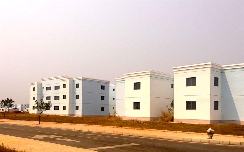 Habitações do Zango 8000 começam a ser entregues esta semana