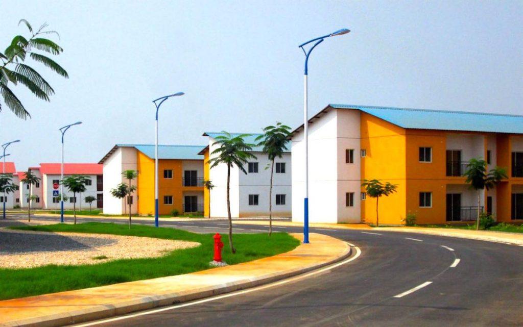 Vendas nos Projectos Habitacionais do Estado (PHE) sob gestão da Imogestin